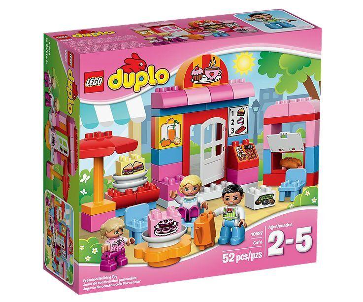 LEGO ® DUPLO ® 10587 Café NUOVO OVP NEW MISB NRFB