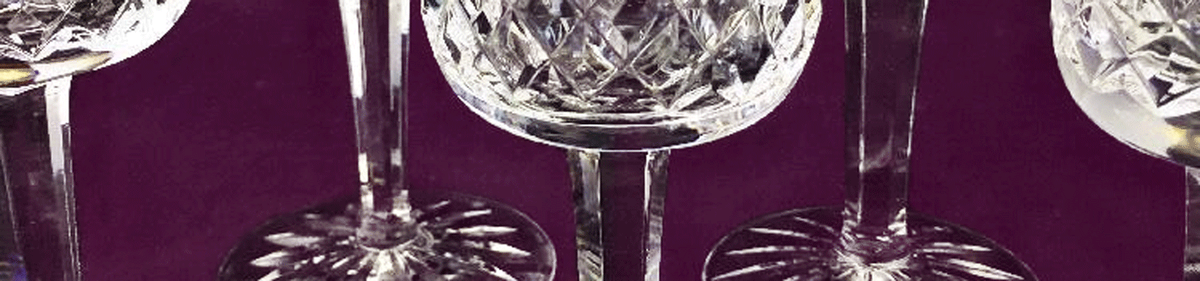 Shop Event The Lismore Collection A classic style from Waterford Crystal.