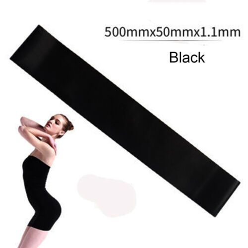 Gummischlaufen Fitnessstudio Ausrüstung Gürtel für Yoga Bänder der Resistenz