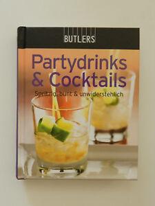 Partydrinks-amp-Cocktails-Spritzig-bunt-amp-unwiderstehlich-Butlers