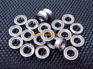 "QTY 5 3//32/"" x 5//16/"" x 9//64/"" 440c Stainless Steel Ball Bearing R1-5ZZ SR1-5ZZ"