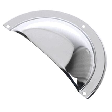 Stainless Steel 108mm Vent Rain Cover