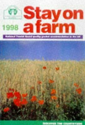 Where to Stay - Stay on a Farm by English Tourist Board-ExLibrary
