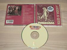 WIGWAM CD - HARD N' HORNY / LOVE RECORDS in MINT