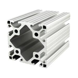 80//20 Inc T-Slot 30mm x 30mm Aluminum Extrusion 30 Series 30-3030 x 610mm N
