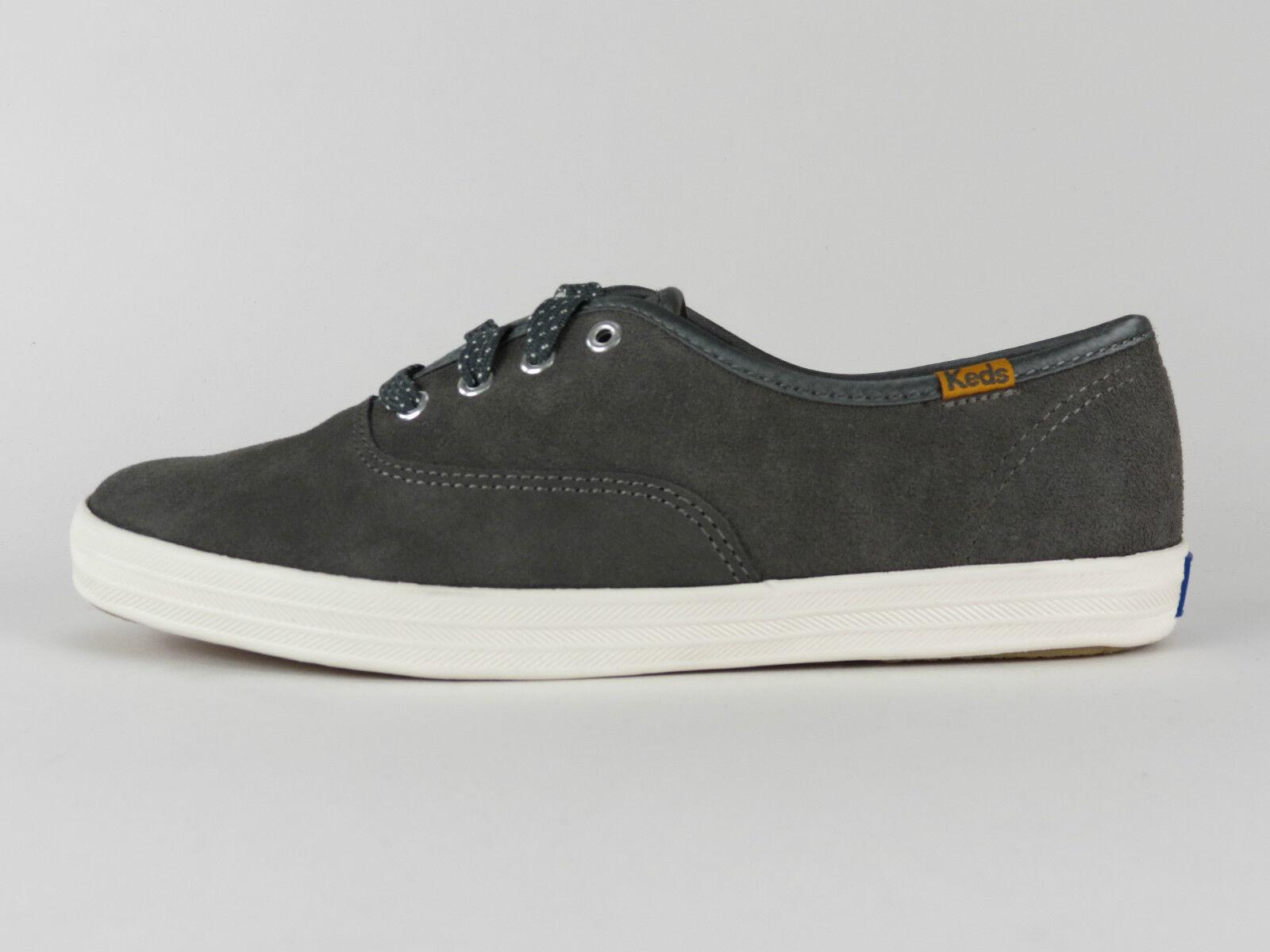 Keds Chaussures Femmes CH Daim Graphite gris WH 48116 plusieurs tailles