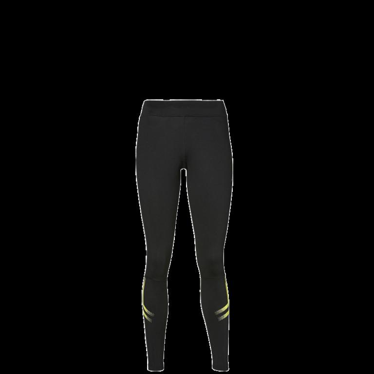 Asics Icon Strumpfhose Schwarz Damen Laufen Sport Hose 2019 - 154561-004