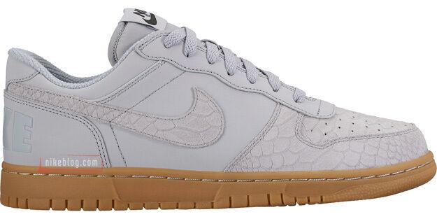 Nuevo con Etiqueta Hombre Nike Grande bajo Lux Zapatillas 854166-001