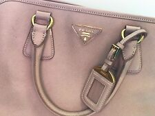 Genuine *Prada* Blush Saffiano Tote Bag - Good Condition - Detatchable Strap