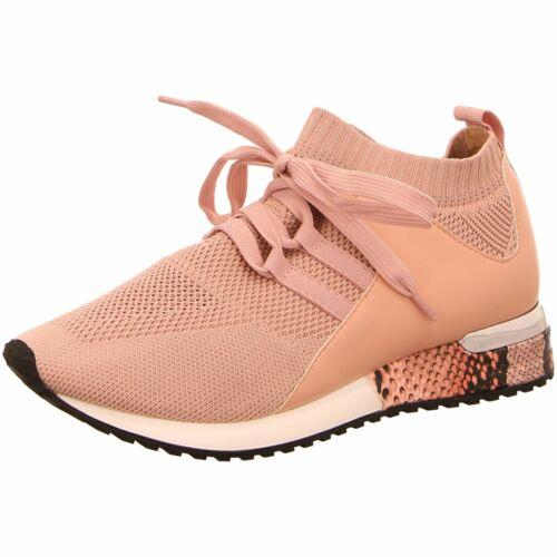 La Strada Damen Sneaker Damen-Schnürschuh 1806936-4529 rosa 908071