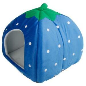Large-Pet-Dog-Cat-Bed-House-Cave-Kennel-Pad-Cushion-Basket-Nest-Soft-Bed-US