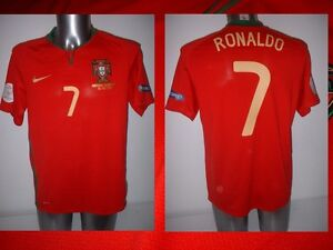 the best attitude 42a42 4d782 Details about Portugal RONALDO Nike S L XL XXL 2008 Shirt Jersey Football  Soccer Real Madrid