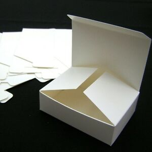 Details About Small Value Cardboard Gift Box Wedding Favour Boxes Soap Box Jewellery Craft G