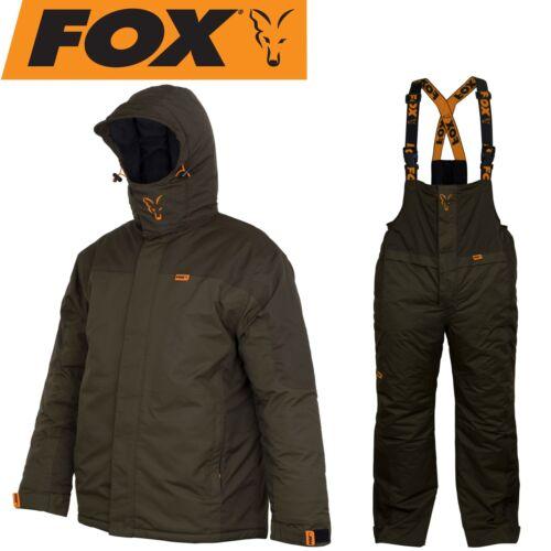 Winterbekleidung Winteranzug Fox Carp Winter Suit Anzug Thermoanzug