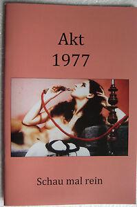 Magazin-Akt-Fotografie-Foto-Busen-Maennermagazin-Akt-amp-Kunst-1977-TOP-Zustand