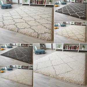 Berber teppich modern  Designer Teppich Modern Marrakesch Berber Style Raute Floral Neu ...