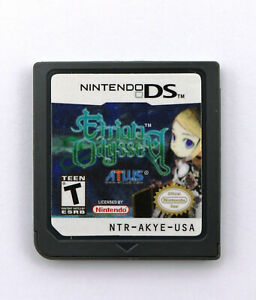 Etrian-Odyssey-Heroes-of-Lagaard-Game-Cards-Nintendo-3DS-NDSI-NDS-Lite-a-F01