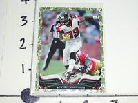 Steven Jackson 2013 Topps 275 Camo Sp/399 Atlanta Falcons - Oregon St Beavers