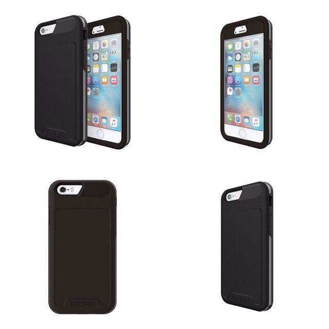 Véritable Incipio Performance Level 5 Impact Amortisseur iPhone 6 & 6s Coque