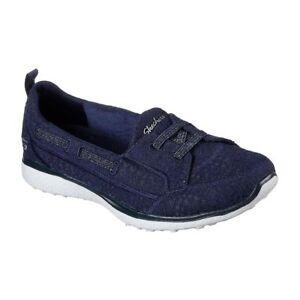 92f48720264e Skechers Women s Microburst Gentle Gaze Sneaker 6.5 M Navy for sale ...