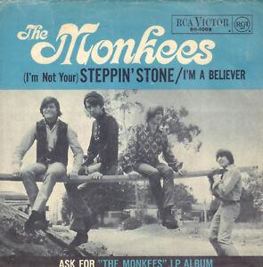 MONKEES-I-039-m-A-Believer-1966-VINYL-SINGLE-7-034-GERMANY