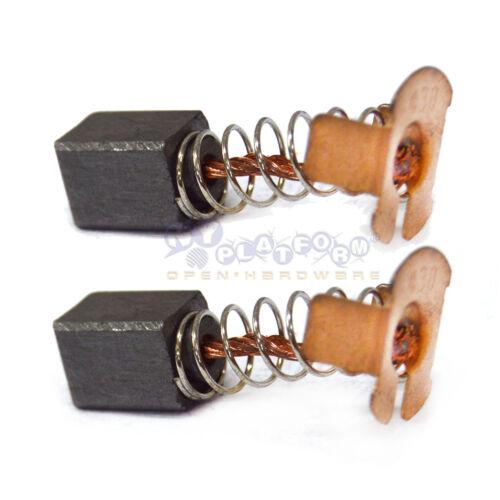 Carbon Brush Set For Makita CB-430 CB-420 191971-3 191964-0 195018-5 Brushes