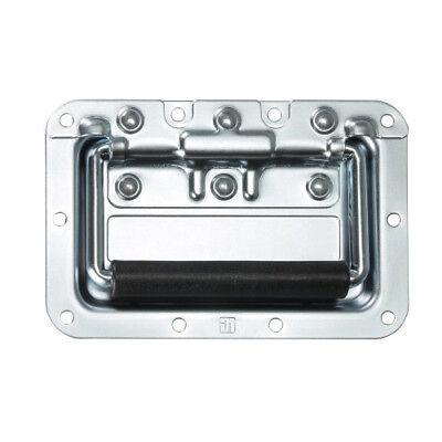 Pro-audio Equipment Musikinstrumente Ovp Rabatte Verkauf 4 Stück Adam Hall Hardware 34082 Klappgriff Mittel Gefedert 8 Mm Tief Neu