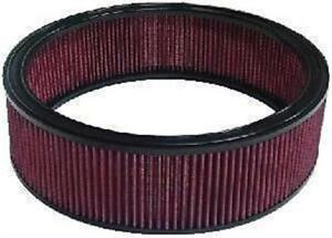 Air Filter 14 x 4 Washable Ultra Flow IMCA Dirt Modified Late Model UMP