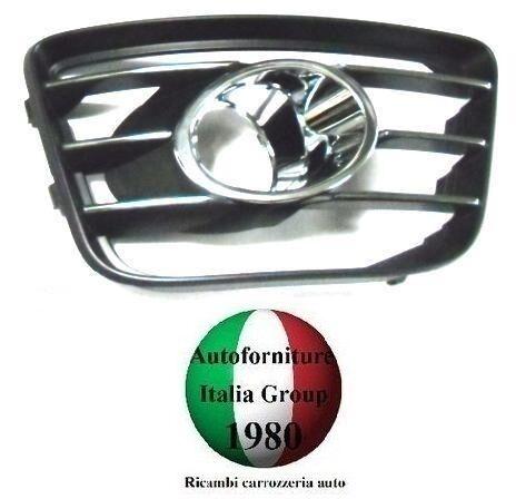 GRIGLIA PARAURTI ANTERIORE DX C//FORO CROMATO LANCIA MUSA 07/> 2007/> ORIGINALE