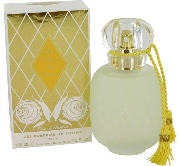 Les Parfums de Rosine Rose D 'ete EDP Eau de Parfum Spray 100ml 3.3fl.oz