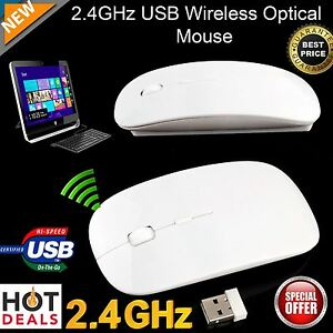 Mini-Wireless-Mouse-Optical-2-4GHz-Scroll-For-PC-Laptop-With-USB-Dongle-UK-Stock