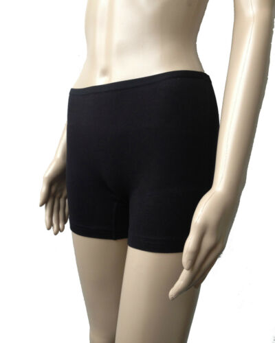 Panty Short 6er Pack Damen Boxershort Unterhose 90/% Baumwolle-N226