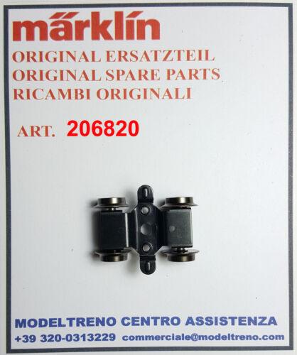 MARKLIN  20682-206820 CARRELLO  DREHGESTELL 3376 3576 3676