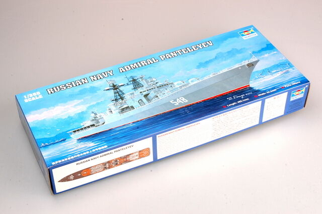 04516 Trumpeter 1 350 Model Russian Admiral Panteleyev Destroyer Chaser Kit