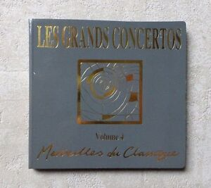 CD-AUDIO-MUSIQUE-LES-GRANDS-CONCERTOS-VOL-4-MERVEILLES-DU-CLASSIQUE-TCHAIKOVSKI
