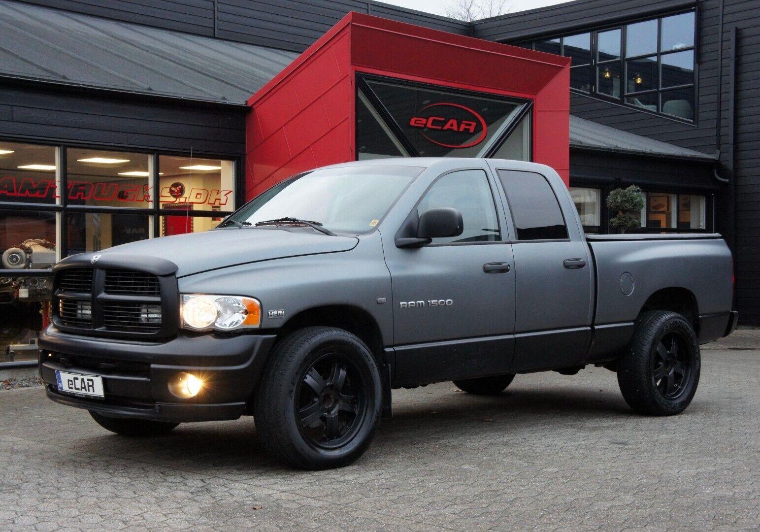Dodge RAM 1500 5,7 V8 aut. 4d - 189.800 kr.