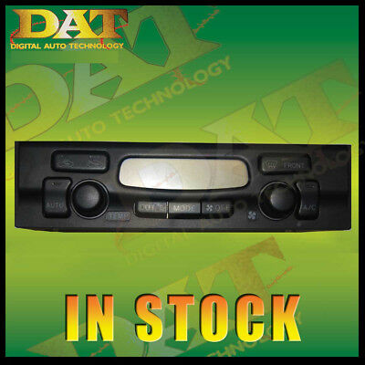 1999-2002 TOYOTA 4 RUNNER  LIMITED AC  HEATER CLIMATE CONTROL $100 CORE REFUND