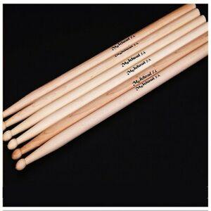 1 Paar  Handmade Drumsticks Trommelstöcke Sticks Schlagzeugstöcke aus