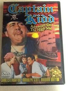 Captain Kidd (Classic Digitally Remastered DVD) Charles Laughton