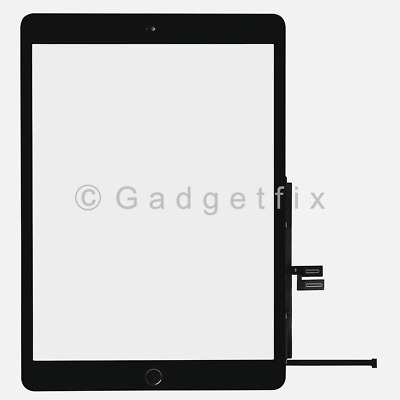 Without Home Button,not Include LCD White USelectrons Touch Screen Digitizer Repair Kit for iPad 10.2 2019 iPad 7 7th Gen A2197 A2198 A2200 Front Glass Replacement + Tools