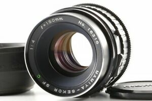 Mamiya-Sekor-SF-C-150mm-F4-Lens-w-Hood-Soft-Focus-for-RB67-Pro-S-SD-Exc