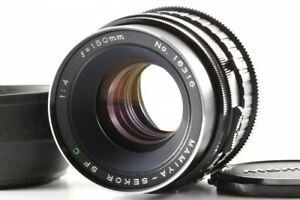 Mamiya-Sekor-SF-150mm-F4-LENTE-C-con-cappuccio-Soft-Focus-per-RB67-Pro-S-EXC-SD