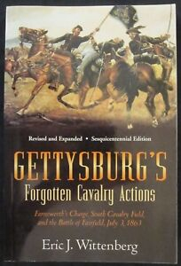 Gettysburg-039-s-Forgotten-Cavalry-Actions-Farnsworth-039-s-Charge-South-Cavalry-Field