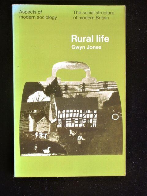 Rural Life by Gwyn Jones (Longman Group, 1973) Paperback