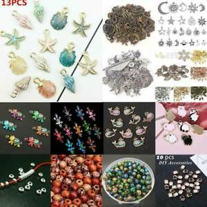 100Pcs-Metal-Mixed-Charm-Bulk-Pendant-Jewelry-Findings-DIY-Craft-Accessories