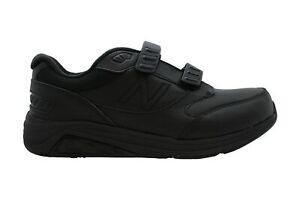 New-Balance-Mens-MW928-Low-Top-Walking-Shoes-Black-Black-Size-11-0-4Ivp