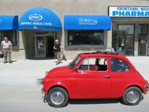 1971 Fiat 500L,This car is in Kingston On, Only by text at 613