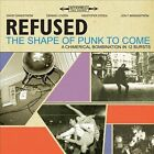 The Shape of Punk to Come by Refused (Vinyl, Jun-2010, Epitaph (USA))