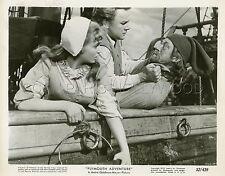 VAN JOHNSON DAWN ADDAMS PLYMOUTH ADVENTURE 1952 VINTAGE PHOTO ORIGINAL #7