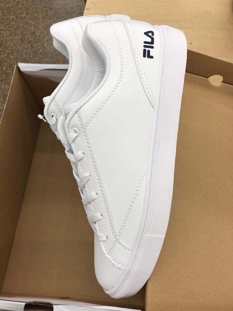 Fila Athletic Tennis Shoes Men's  WhiteNew NoBox Comfortable and good-looking